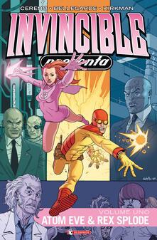 Camfeed.it Invincible presenta Atom Eve & Rex Splode. Vol. 1 Image