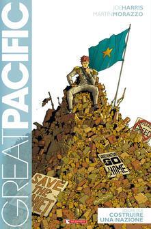 Associazionelabirinto.it Costruire una nazione. Great Pacific. Vol. 2 Image