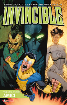 Daddyswing.es Invincible. Vol. 20: Amici. Image