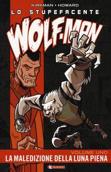 Winniearcher.com Lo stupefacente Wolf-Man. Vol. 1 Image