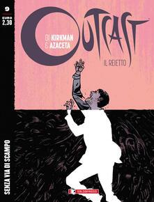 Listadelpopolo.it Outcast. Il reietto. Vol. 9: Senza via di scampo. Image