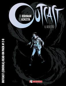 Read-on. Outcast. Il reietto. Voll. 2-8