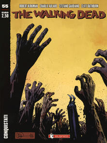 Collegiomercanzia.it The walking dead. Vol. 55: Conquistati. Image