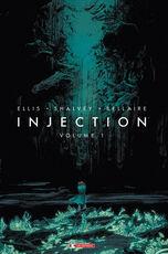 Libro Injection. Vol. 1 Warren Ellis Declan Shalvey