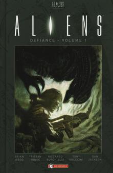 Camfeed.it Aliens: defiance. Vol. 1 Image