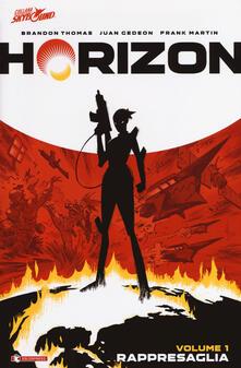 Horizon. Vol. 1: Rappresaglia..pdf