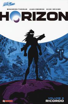 Lpgcsostenible.es Horizon. Vol. 2: Ricordo. Image
