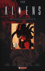 Libro Aliens: salvezza e sacrificio Dave Gibbons Mike Mignola Kevin Nowlan