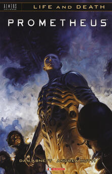 Nicocaradonna.it Prometheus. Life and death. Vol. 2 Image