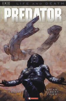 Steamcon.it Predator. Life and death. Vol. 1 Image