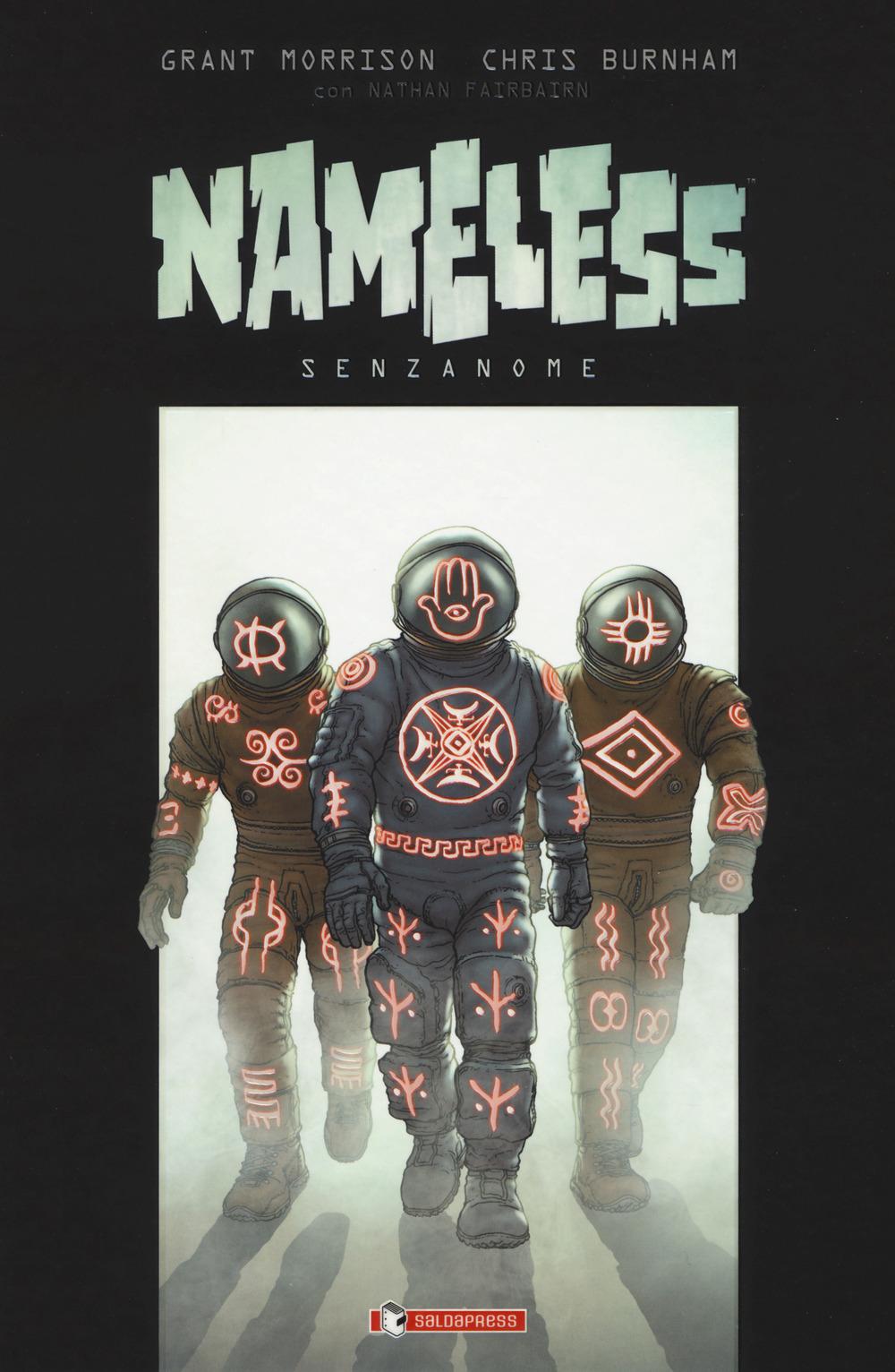 Image of Nameless. Senzanome. Ediz. speciale