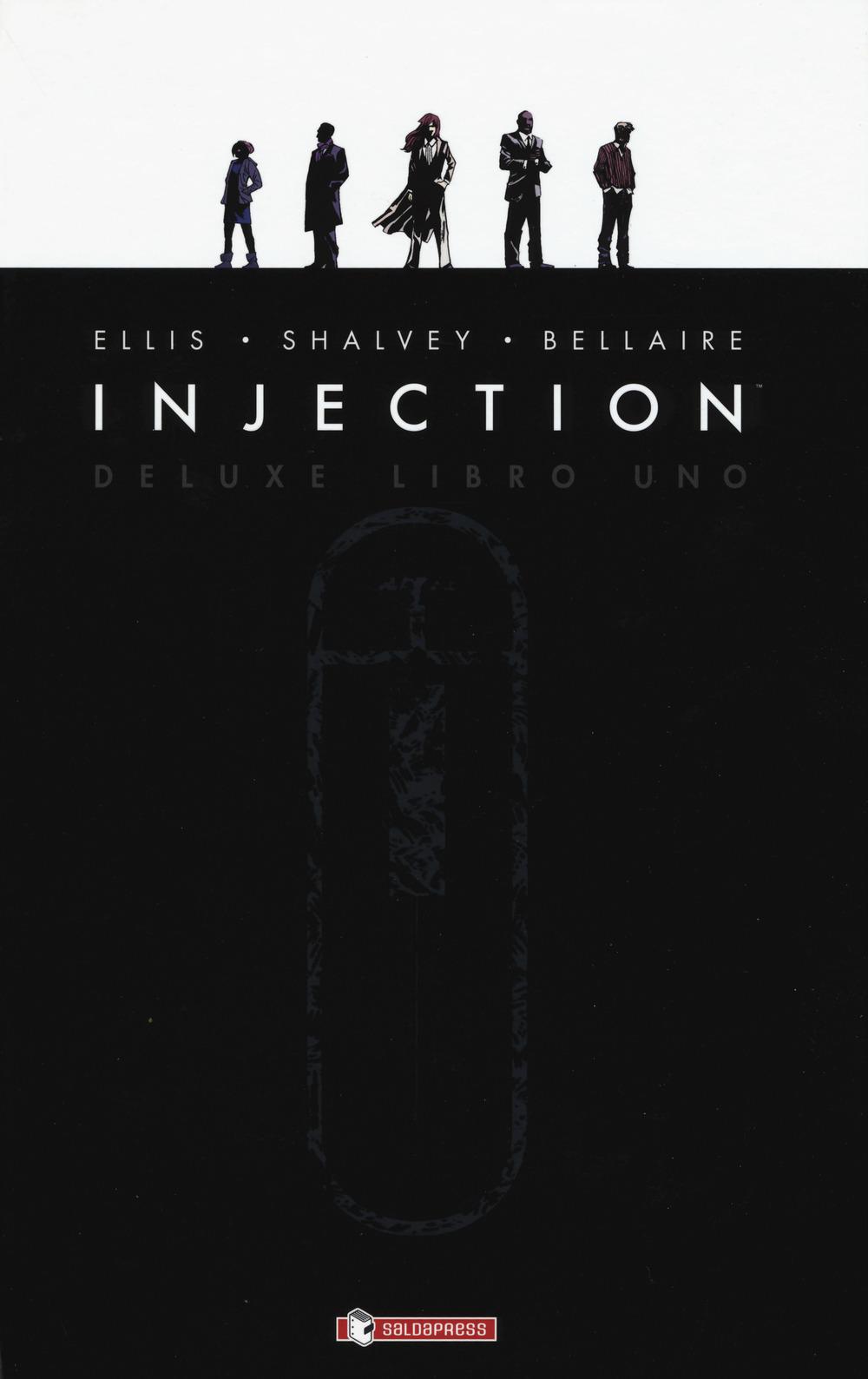 Image of Injection. Ediz. deluxe. Vol. 1