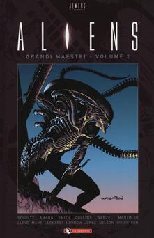Listadelpopolo.it Aliens. Grandi maestri. Vol. 2 Image