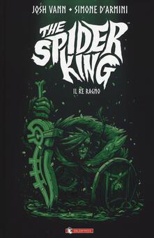 Voluntariadobaleares2014.es The spider king. Il re ragno Image