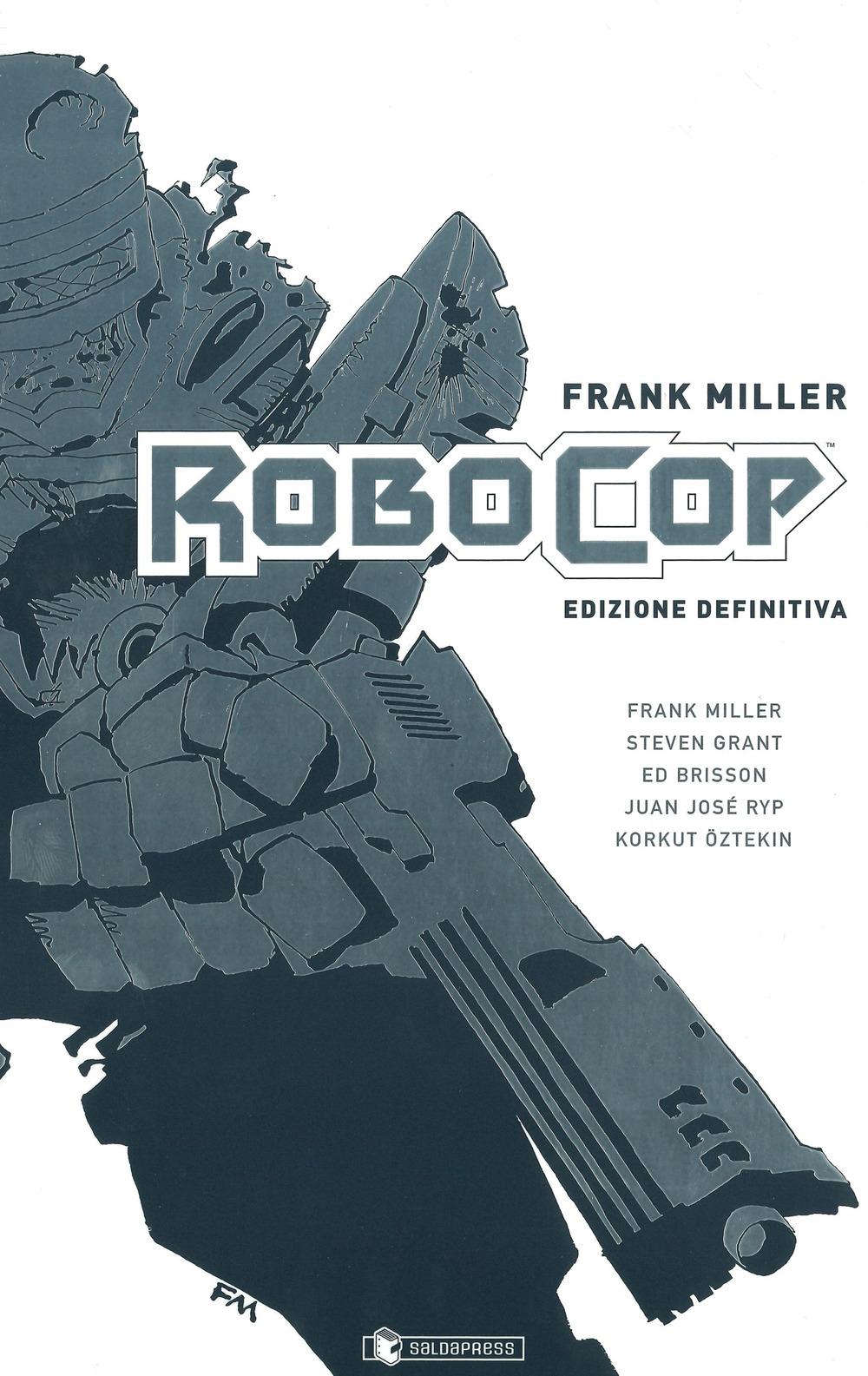 Image of Robocop. Ediz. definitiva
