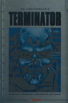 Cocktaillab.it Terminator. 35° anniversario Image