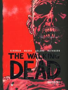 The walking dead. Raccolta. Vol. 1 - Robert Kirkman - copertina