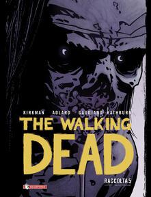 The walking dead. Raccolta. Vol. 5 - Robert Kirkman - copertina