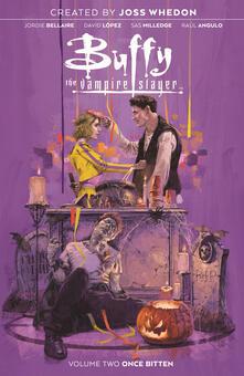 Buffy. L'ammazzavampiri. Vol. 2: Anima e cuore. - Joss Whedon,Jordie Bellaire - copertina