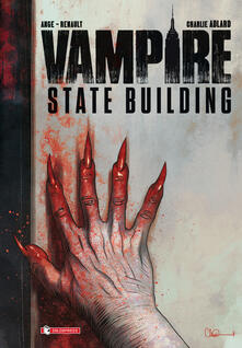 Vampire state building - Ange,Patrick Renault - copertina