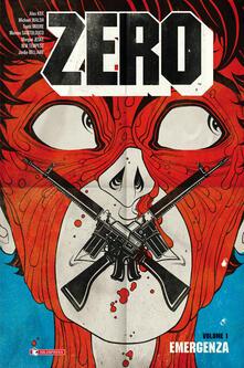 Zero. Vol. 1: Emergenza. - Ales Kot - copertina