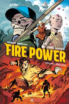 Fire Power. Vol. 1: Preludio - Robert Kirkman,Chris Samnee - copertina