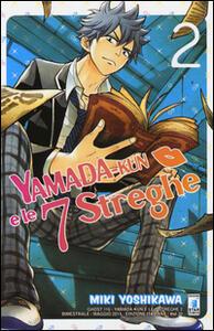 Yamada-Kun e le 7 streghe. Vol. 2