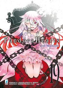 Pandora hearts. Vol. 19