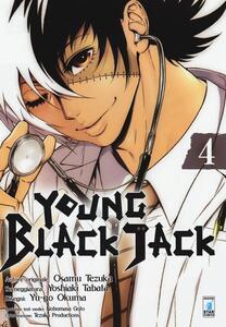 Young Black Jack. Vol. 4