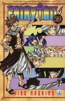 Osteriacasadimare.it Fairy Tail. Vol. 39 Image