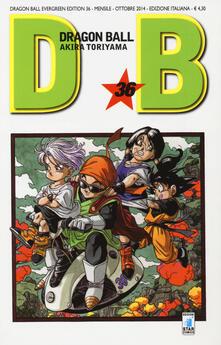 Vitalitart.it Dragon Ball. Evergreen edition. Vol. 36 Image