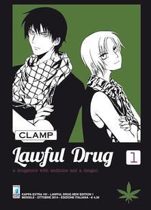 Secchiarapita.it Lawful drug. New edition. Vol. 1 Image