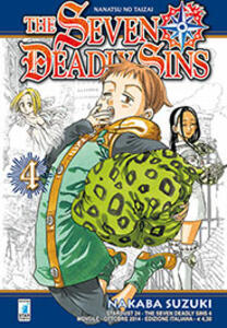 The seven deadly sins. Vol. 4