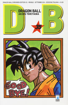 Milanospringparade.it Dragon Ball. Evergreen edition. Vol. 35 Image