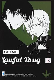 Grandtoureventi.it Lawful drug. New edition. Vol. 2 Image