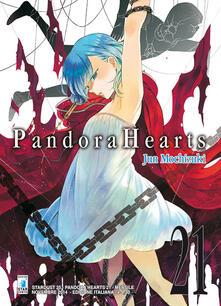 Festivalshakespeare.it Pandora hearts. Vol. 21 Image