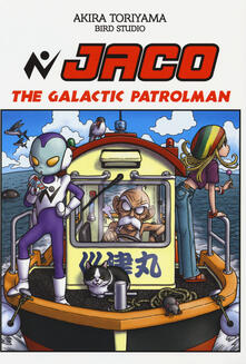 Jaco the galactic patrolman. Con gadget.pdf