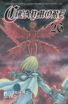 Osteriacasadimare.it Claymore. Vol. 26 Image