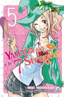 Voluntariadobaleares2014.es Yamada-Kun e le 7 streghe. Vol. 5 Image