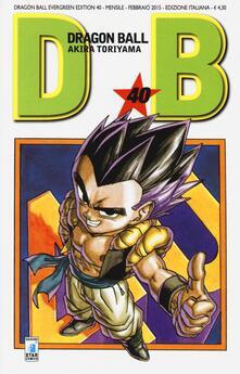 Lpgcsostenible.es Dragon Ball. Evergreen edition. Vol. 40 Image