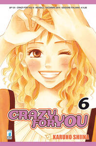 Crazy for you. Vol. 6