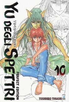 Squillogame.it Yu degli spettri. Perfect edition. Vol. 10 Image