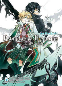 Pandora hearts 8.5. Mine of mine