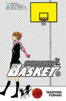Winniearcher.com Kuroko's basket. Vol. 13 Image