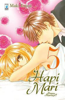 Secchiarapita.it Hapi mari. Happy marriage?!. Vol. 5 Image
