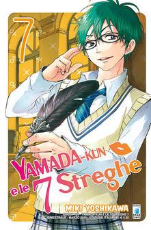 Daddyswing.es Yamada-Kun e le 7 streghe. Vol. 7 Image