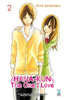 Camfeed.it Hana-Kun, the one I love. Ediz. italiana. Vol. 2 Image