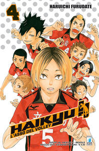 Haikyu!!. Vol. 4