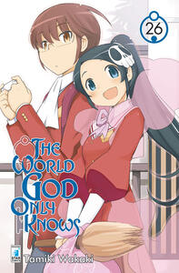 The world god only knows. Vol. 26