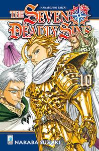 The seven deadly sins. Vol. 10